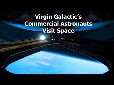 Commercial Astronauts Make Historic Space Flight