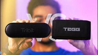 Tribit XSound Go vs Tagg Sonic Angle 1:ULTIMATE COMPARISON[with SOUND TEST]