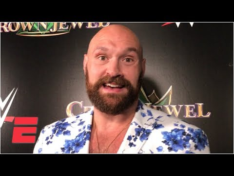 Tyson Fury hints at possible match vs. Cain Velasquez after Braun Strowman | WWE on ESPN