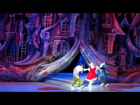 """Щелкунчик"". Кремлевский балет. ""Nutcracker"". The Kremlin ballet."