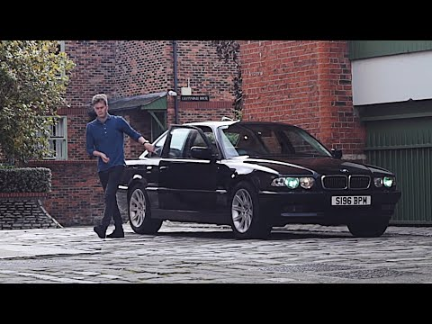 Driving One Of The Rarest 7-Series' - BMW E38 750I Review