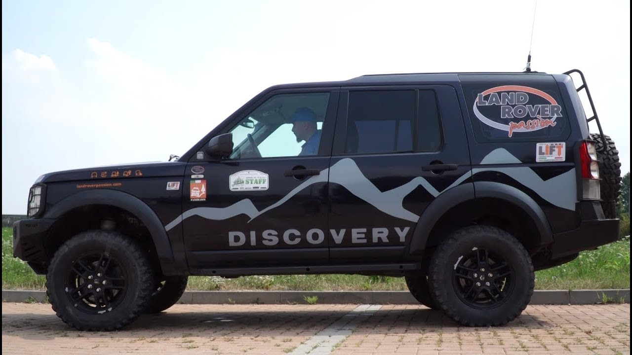 Easy Lift Suspension Module By Land Rover Passion
