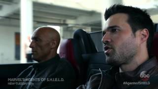 Ward Takes a Drive - Marvel's Agents of S.H.I.E.L.D. Season 3, Ep. 2 – Clip 1