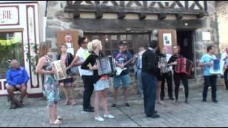 LESTERPS(16)juil 2014 dimanche Aubade dans les rues