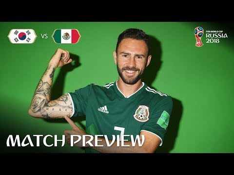 Miguel Layun (Mexico) - Match 28 Preview - 2018 FIFA World Cup™