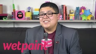 Rico Rodriguez Teases Modern Family Season 8 & Another Book