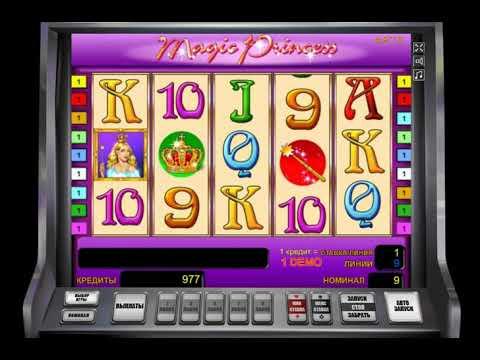 Игровой автомат MAGIC PRINCESS играть бесплатно и без регистрации онлайн