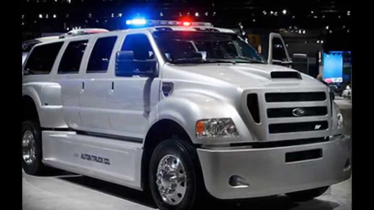 & Ford F- 650 - the largest non-commercial car - YouTube markmcfarlin.com