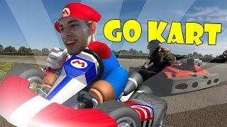 Go Kart WALL SMASHER - VLog Mallorca Day 4