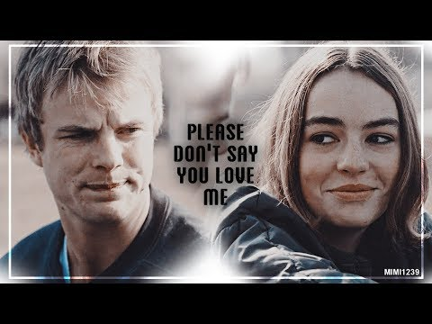 please don't say you love me | casey and evan [atypical]