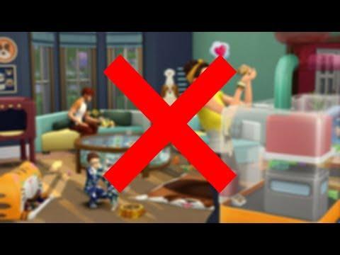 The Sims 4 My First Pet Eşya Paketi Fragman İncelemesi!! 🐢🐟🐀