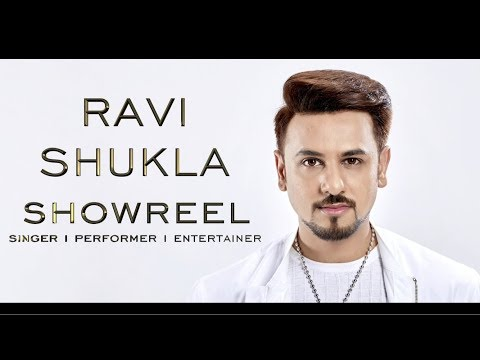 Ravi Shukla Official Showreel.