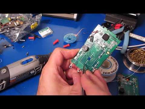 Modified Kusuntest ZT102 / AN8002