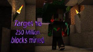Roblox Mining Simulator Target To 250 Million Blocks Mined