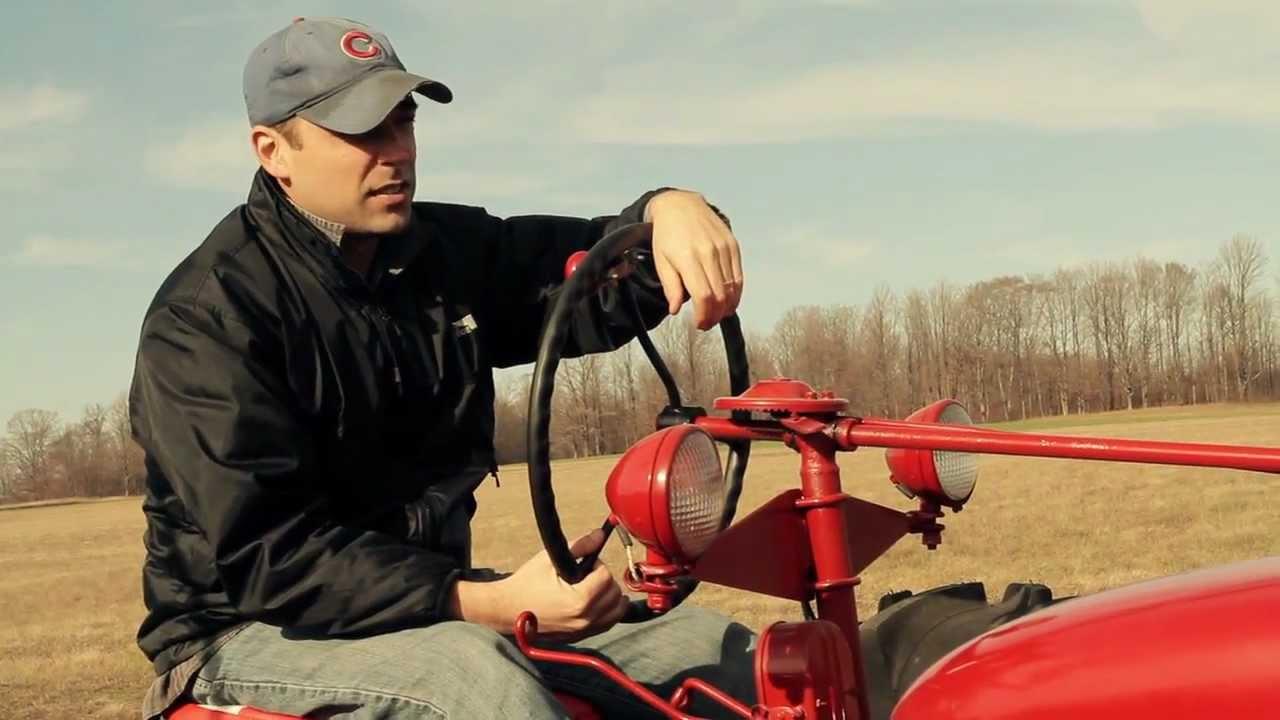 Lingenfelter Performance   Farmall Tractor: HCCTV