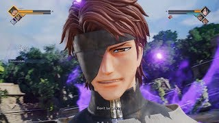 Jump Force - Aizen vs Soul Society NEW Gameplay (BLEACH ) (1080p)