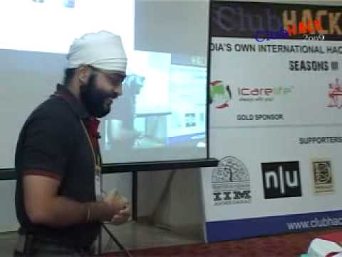 Mobile Application Security Testing - Part 1 - ClubHack 2009