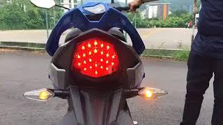 Review Penuh Super Moped SYM VF3i Bahasa Melayu
