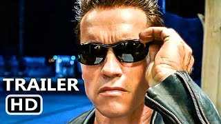 TERMINATOR 2: Judgement Day 3D Official Trailer (2017) T2, Arnold Schwarzenegger Action Movie HD