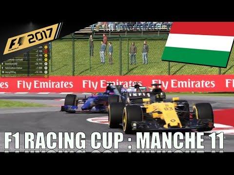 Championnat F1 Racing Cup : Manche 11 : Grand Prix de Hongrie