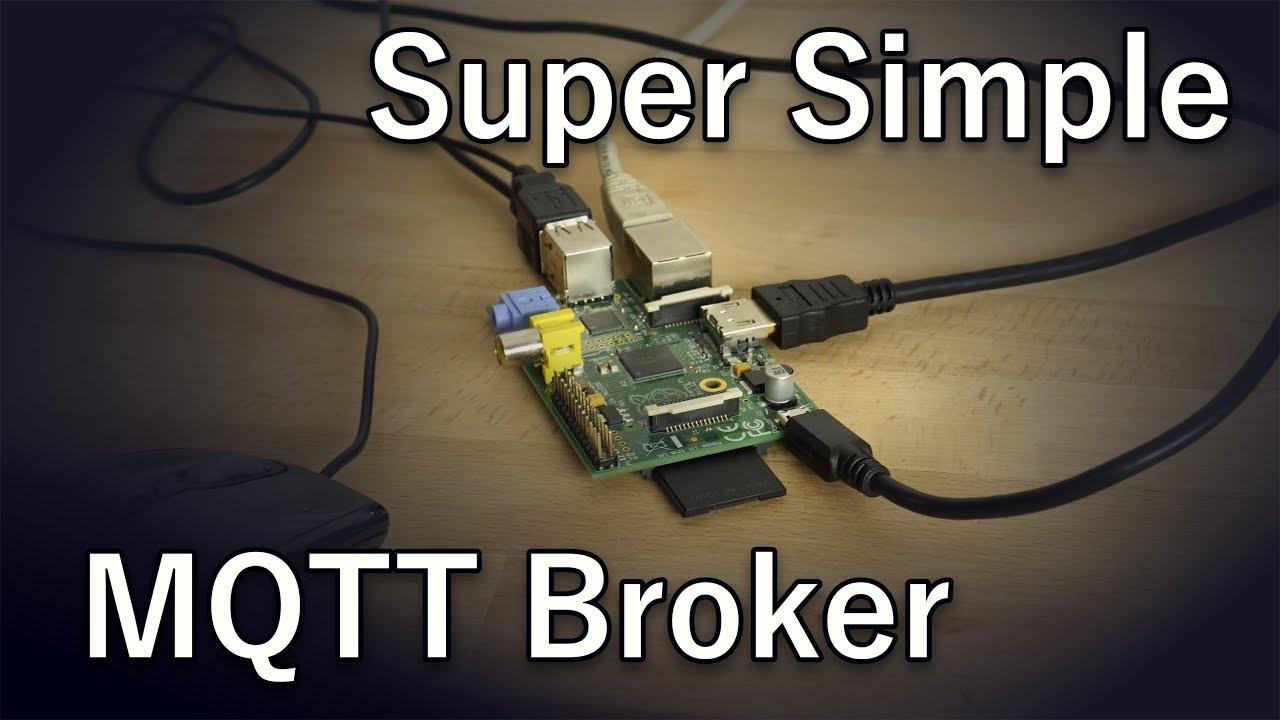 Easy MQTT Broker Setup