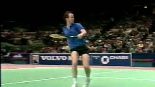 John McEnroe vs Anders Jarryd  - QF Masters 1984 -  Highlights
