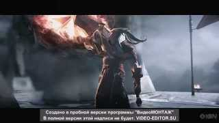 Skillet - Monster Cover (Dragon Age 2 трейлер)