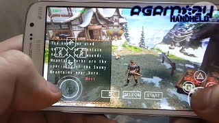 PPSSPP Monster Hunter Freedom Unite Android