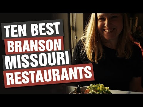 Ten Best Branson, Missouri Restaurants   Top Places To Eat In Branson