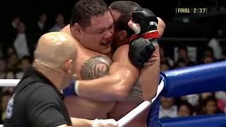 Sumo vs Brawler - Fight Breakdown
