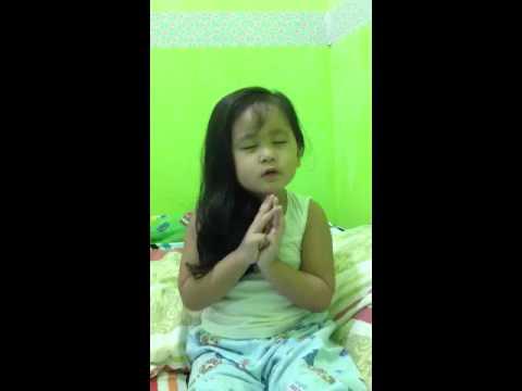 prayer after class