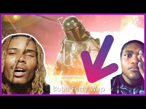 Repeat Deadpool vs Boba Fett  Epic Rap Battles of History