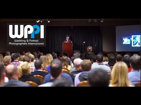 Gary Fong Live Event Full Platform Presentation - WPPI 2014 - How To Fix The Photography Profession