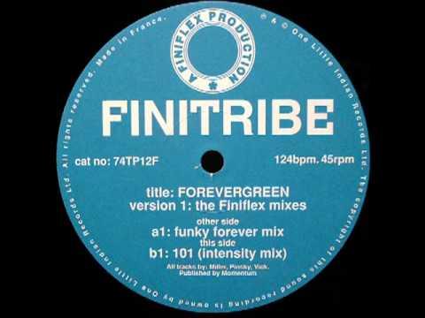 Finitribe - Forevergreen (Funky Forever Mix)