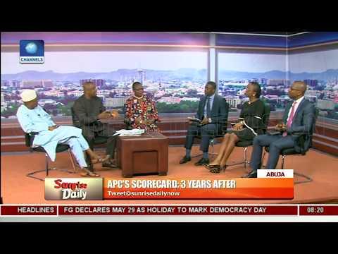 Keyamo Argues Buhari Govt Has Delivered As Ezekwesili, Mohammed Score APC Govt Low Pt.6