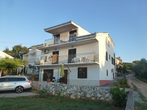 Villa Palma Slatine Trogir Croatia Accommodation