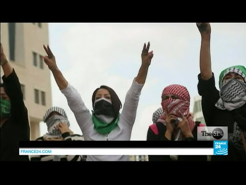 Israel/Palestine: From Gaza to Ramallah, women on the frontline of upsurge in violence