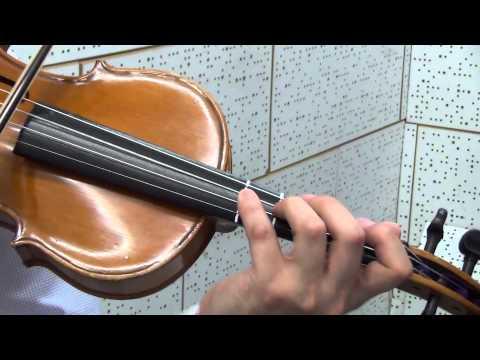 Violin Exam Piece 2016-2019 - Grade 1 - C3 Elenke