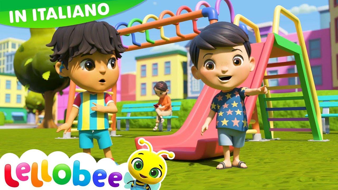 Sì, sì! Parco Giochi - Nuovissimi cartoni animati per bambini | Little Baby Bum Italiano