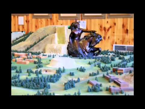 Chief Crazy Horse, South Dakota and the Devil's Tower,