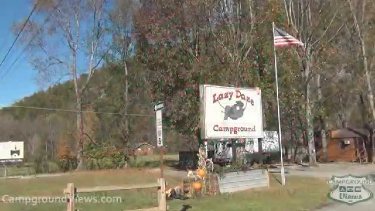 CampgroundViews.com   Lazy Daze Campground Townsend Tennessee TN
