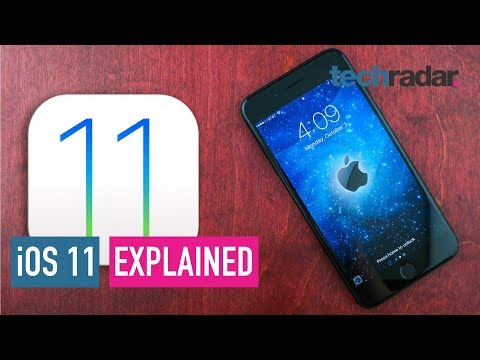 iOS 11 features explained