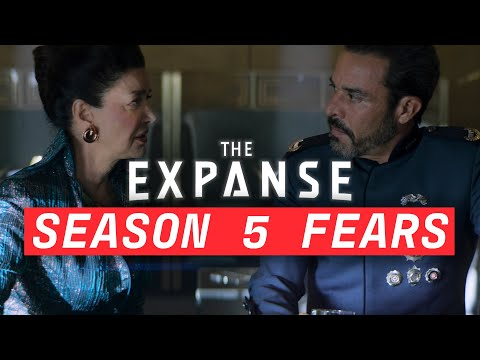 THE EXPANSE Cast Talk Their Characters' GREATEST FEARS + What's Coming Season 5