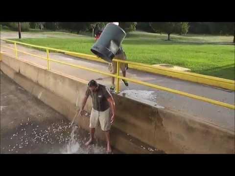 ALS Ice Bucket Challenge!