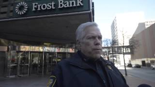 Frost Bank Robbery