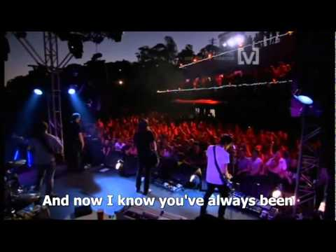 Foo Fighters -  Everlong (with subtitle)
