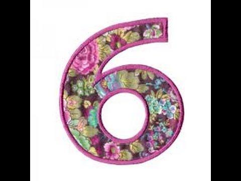 Résultats de recherche d'images pour «6 numérologie»