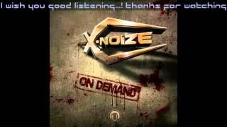 x noize - blind spot