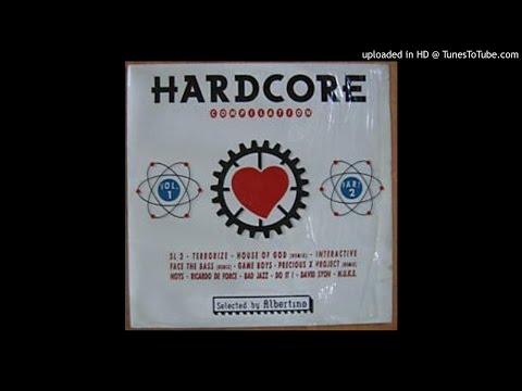 Various - Hardcore Compilation Vol. 1 (Part 2)