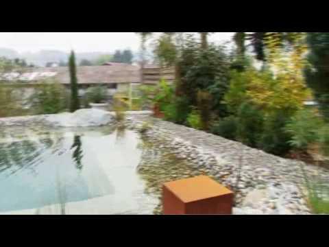 Gartengestaltung mit schwimmteichen youtube for Gartengestaltung youtube
